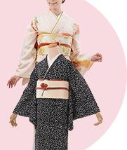 Houmougi Tsukesage Komon