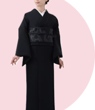Mourning Kimono